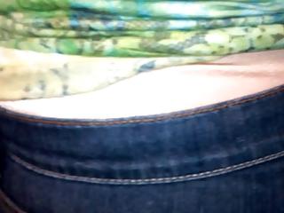 aged lady wear satin pants 7