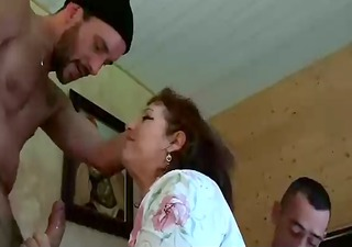 unsightly big beautiful woman aged analed by 7