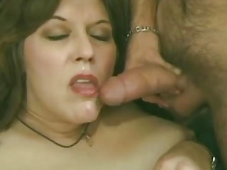 bbw older shaggy mom