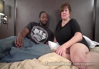 cougar does st interracial bj