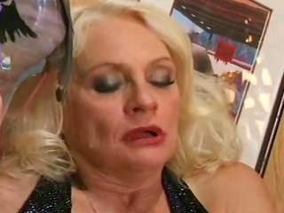 diana & sasha - lesbians grannies