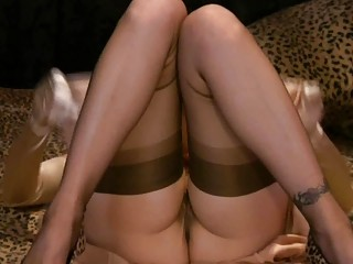 softcore milf masturbations with chicks in nylons
