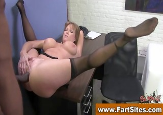 breasty interracial cougar gets screwed