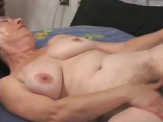 granny is actually a rampant sexual goddess