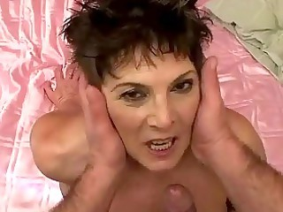 lusty bulky granny gets screwed hard