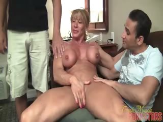 older muscle worship part 8