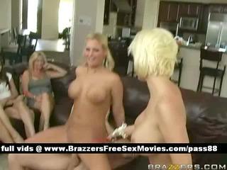super sexy lascivious sluts at a party