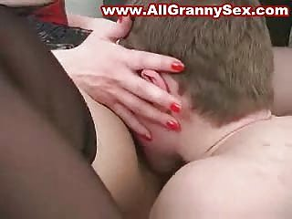 plump russian aged mother screwed