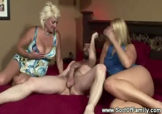 this mother wishes to show how to do it properly