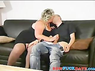 fat gazoo mature big beautiful woman swallow