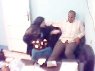 mature arab prostitute satisfies her customer