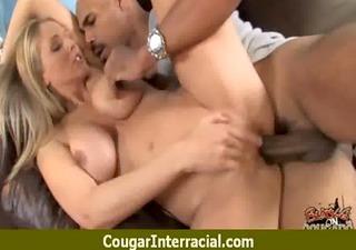 cougar pounce on black jock 115