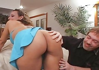 cum swallowing wife training!