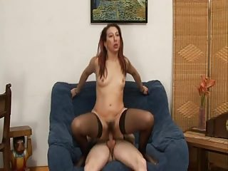 hirsute anal mother i in stockings gaping
