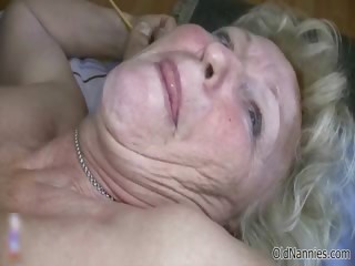 horny old granny with huge billibongs likes part4