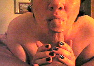 wife swallows some other mans cum
