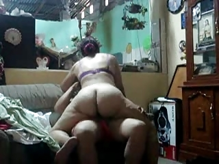 curly old mother i gets seeded up by son-in-laws