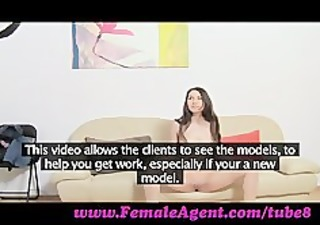 femaleagent. sexy russian doll casting