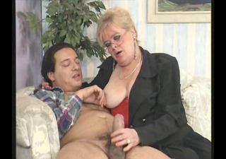 granny engulf and fuck