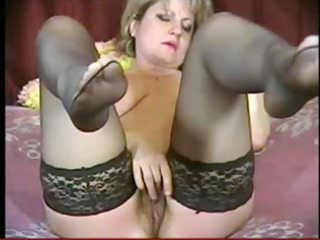 hawt mother id like to fuck fingers in nylons and